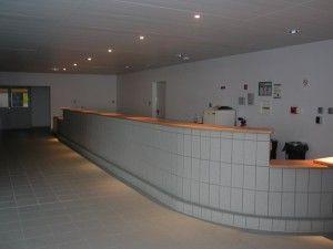 bar salle de sports