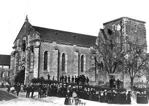 Eglise autrefois