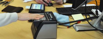 empreinte-biometrique